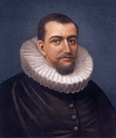 Henry Hudson - First Expedition 1607