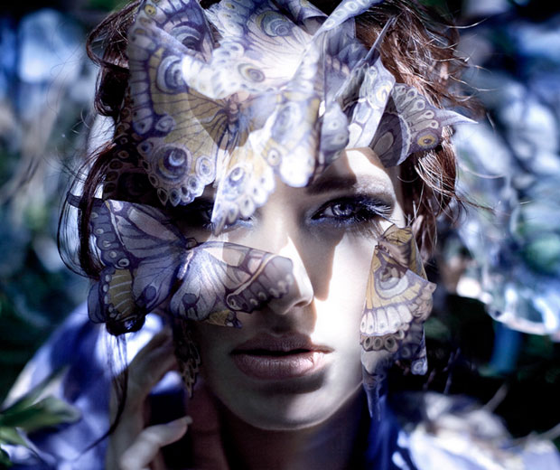 Surreal Dreams Photo by Kirsty Mitchell