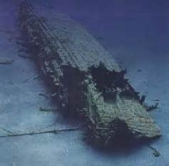 The Wreck of the Lusitania