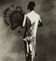 Vionnet Dress with Fan, 1977