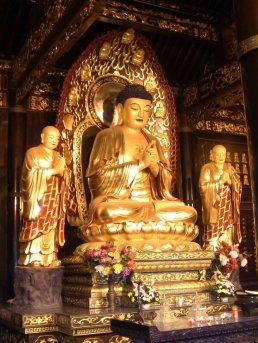 Buddhist Temple Xian