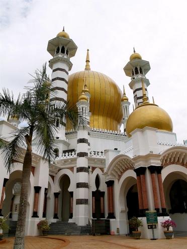 Masjid Ubudiah/Ubudiah Mosque, Kuala Kangsar, Perak