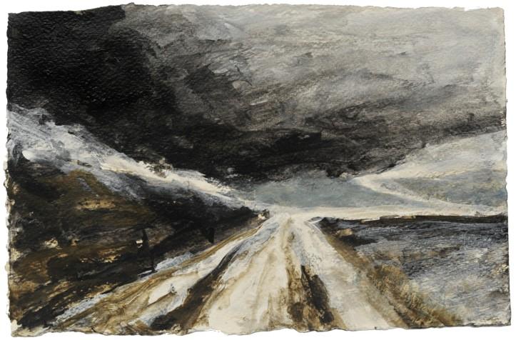 On the Road to Bethlehem by Loic Arnaud