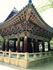 Structure in Bulguksa Temple