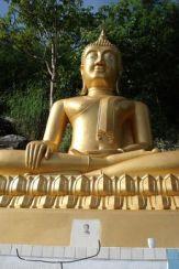 The Hidden Buddhist Temple of Ban Thong Lang