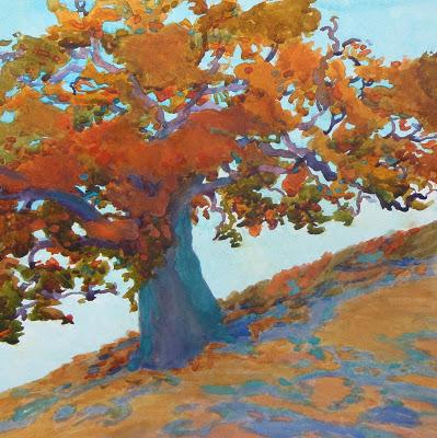October Oak