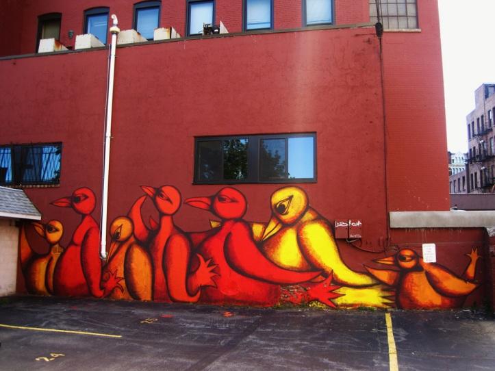 Montreal, Canada artist Labrona