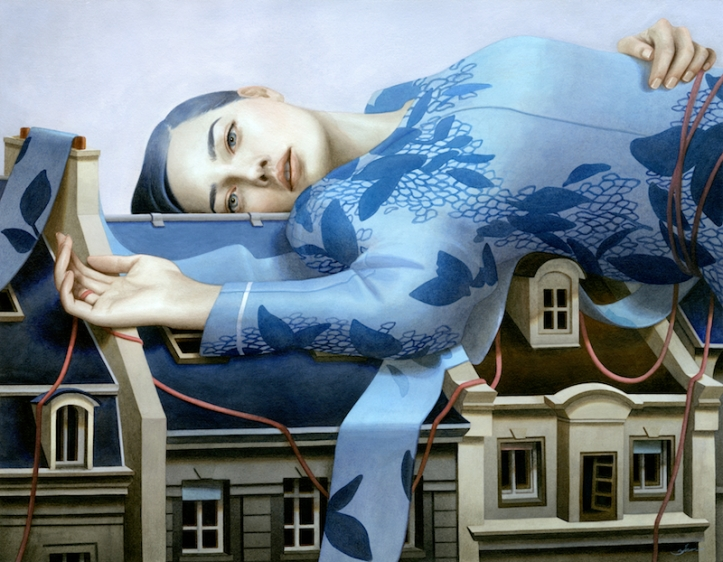 Bedridden Mementos by Tran Nguyen