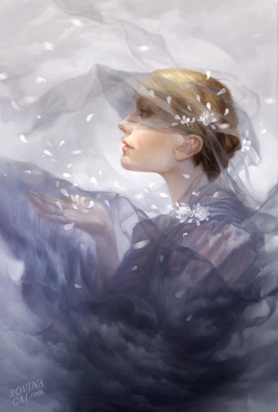 Summer Storm by Rovina Cai