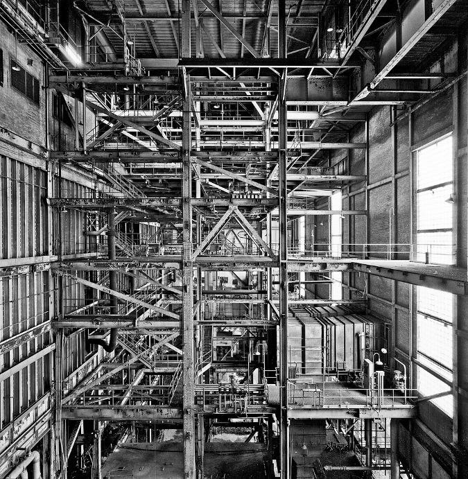 Thermal Generating Station - Canada Photo by Jeremy Blakeslee