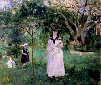 Butterfly Hunt, 1874