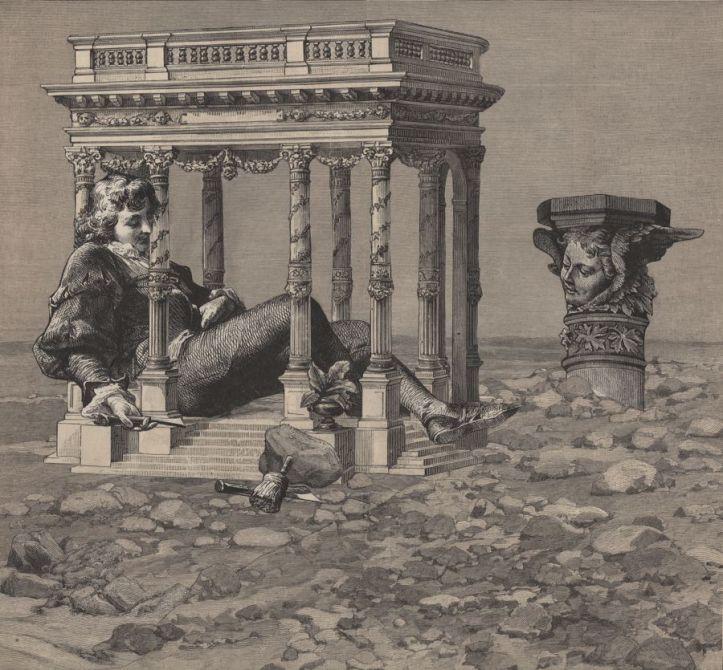 Album Napoletano_ Il Sogno dello Scultore (Neapolitan Album: the dream of the sculptor) by Martin Copertari