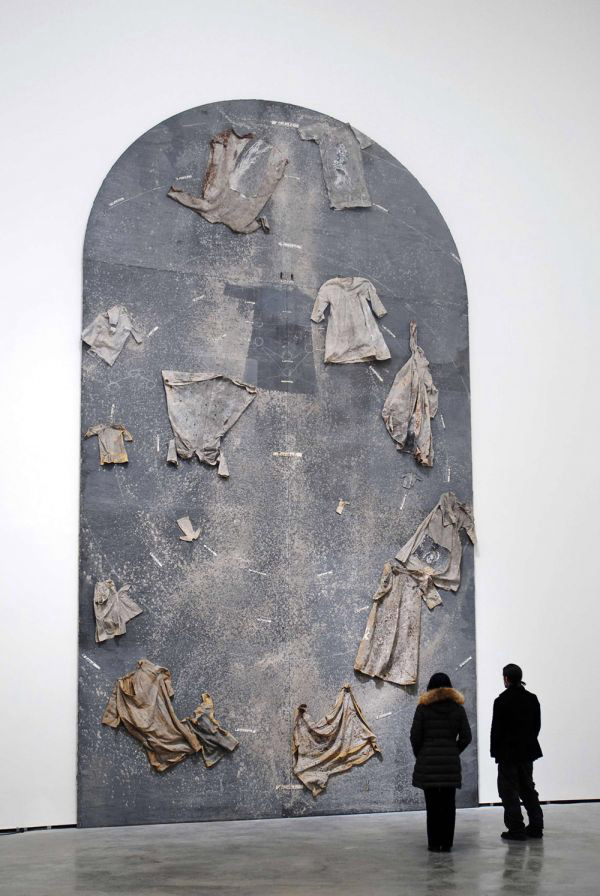 Anselm Kiefer - The Hierarchy of the Angels (Die Ordnung der Engel), 2000