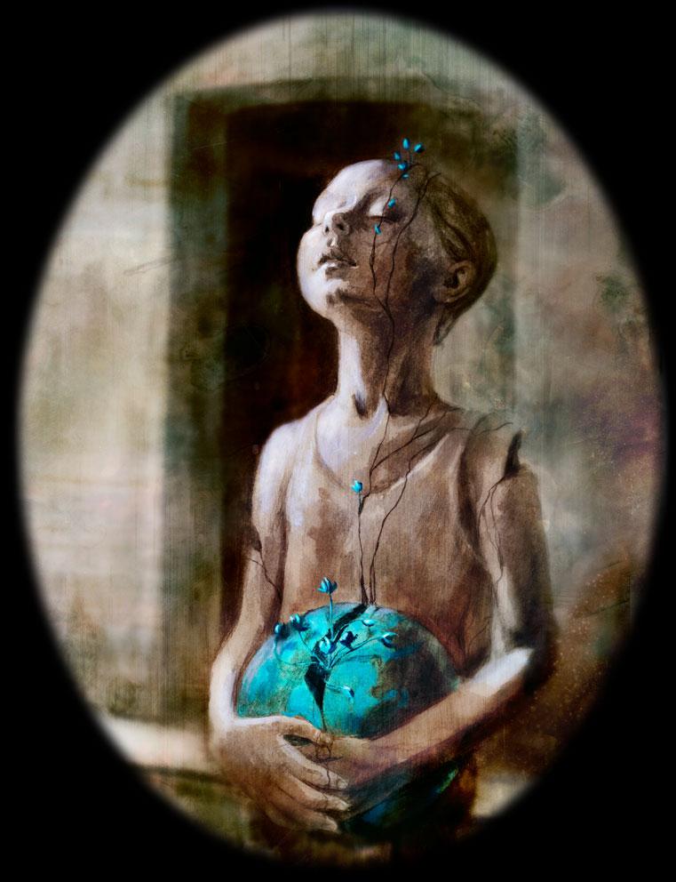 Broken World by Beatriz Martin Vidal