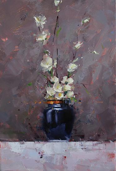 Echoing Silence by Tibor Nagy