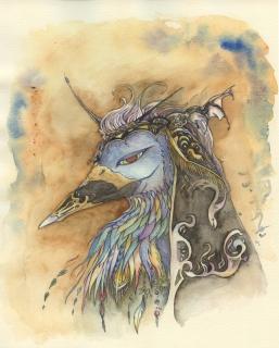 Emperor Bird
