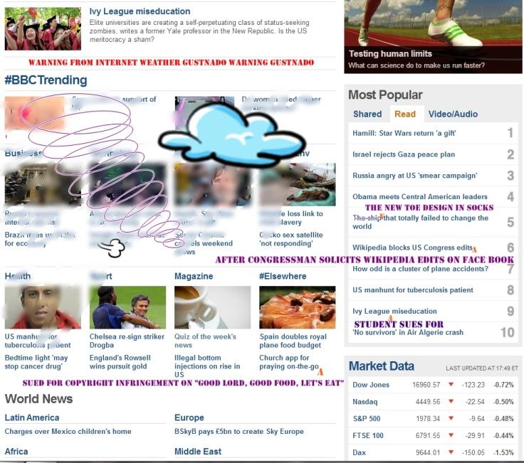 Fixing the Headlines BBC additions