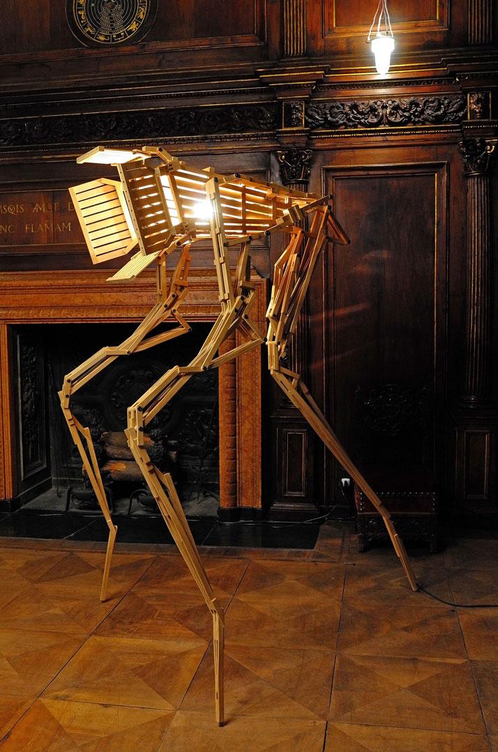 Hyperion Light by Paul Heijnen