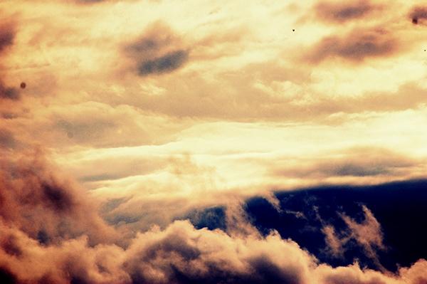 July Sky by Zuzana Slancikova
