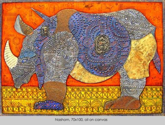 Nashorn (Rhino)