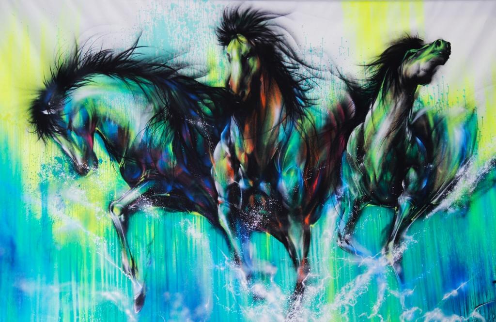 Swift Horse - 千里马