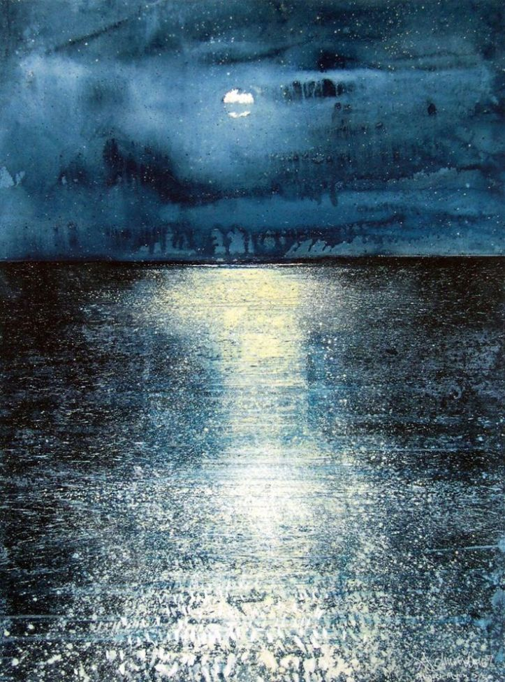 August Moon by Stewart Edmondson