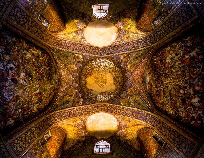 Chehel-Sotoun---Isfahan by Mohammad Reza Domiri Ganji