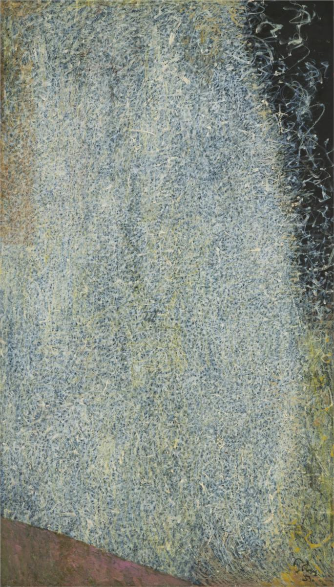 Edge of August by Mark Tobey