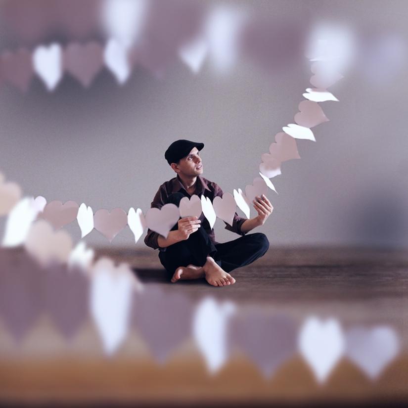 Feeling by Achraf Baznani