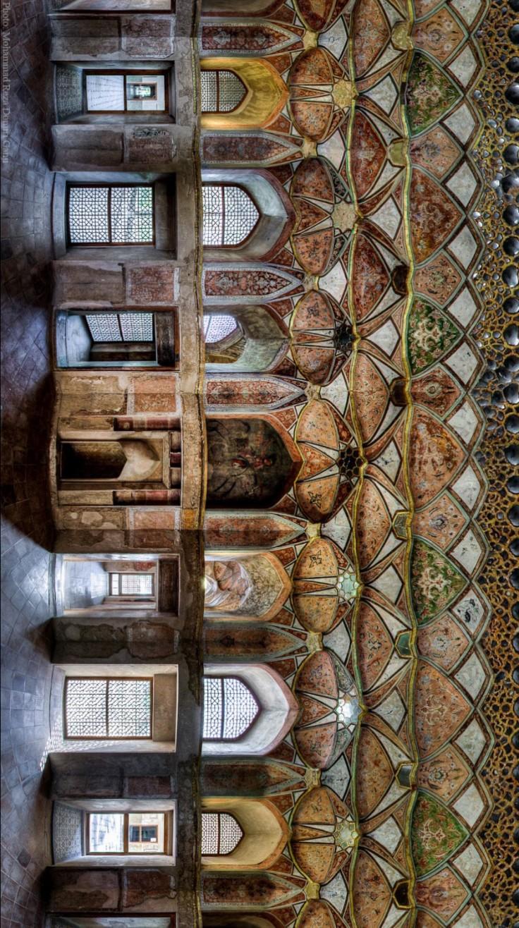 palace of 8 heavens - Isfahan