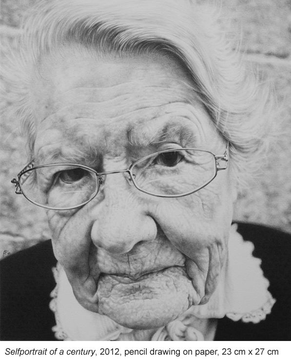 Self Portrait of a Century