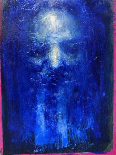 Blue Man by Jean-Luc Almond