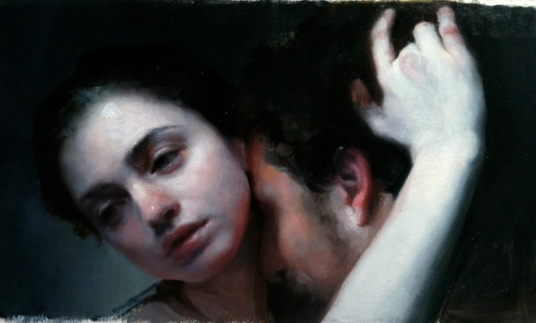 Embrace by Maria Kreyn