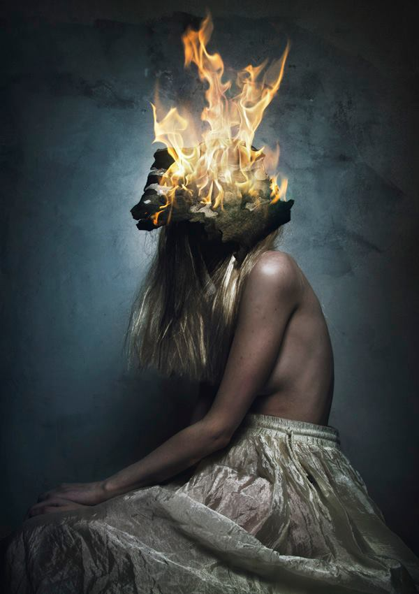 untitled by Flora Borsi