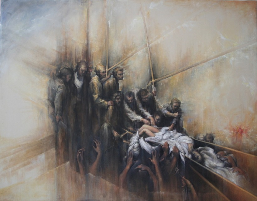 In the Wake by Maria Kreyn