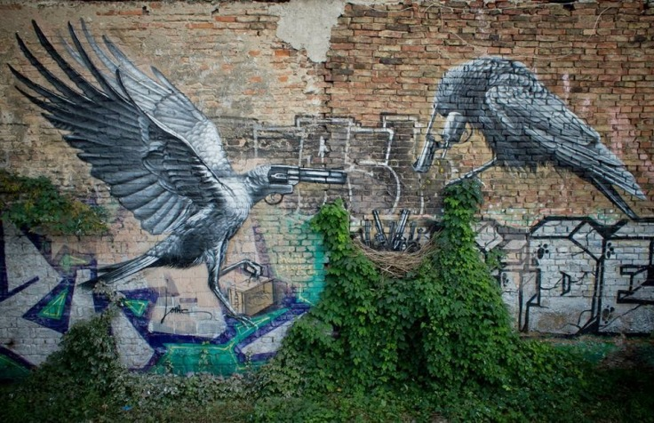Nest by Lonac in Zagreb, Croatia