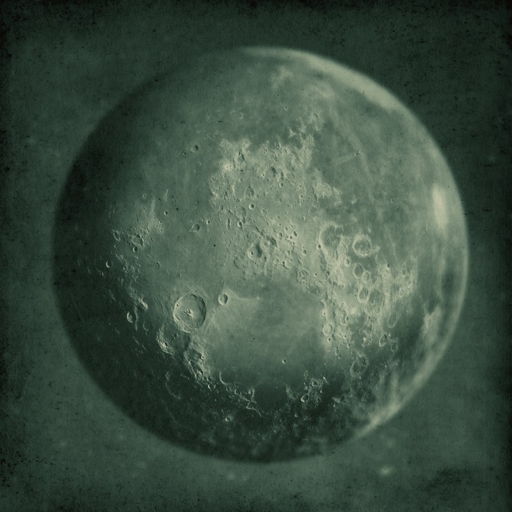 Possible Moon 714 - Digital Photograph printed on Hahnemühle Photo Rag Pearl