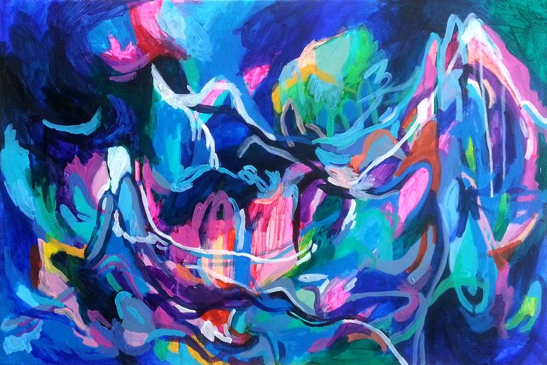 Where the Wild Heart Grows by Dura Hana