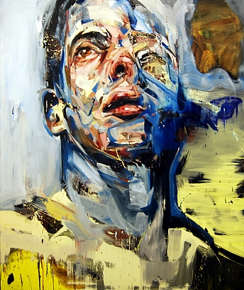 I can't quite remember but I never forget by Andrew Salgado Canada 2014