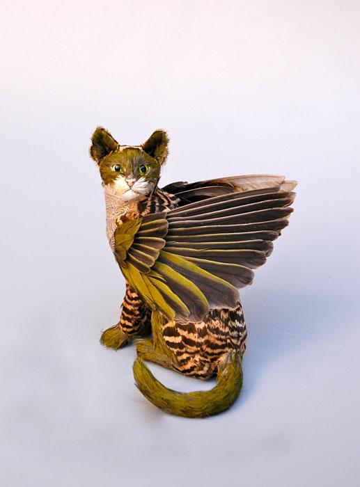 Cattybird by Emily Valentine