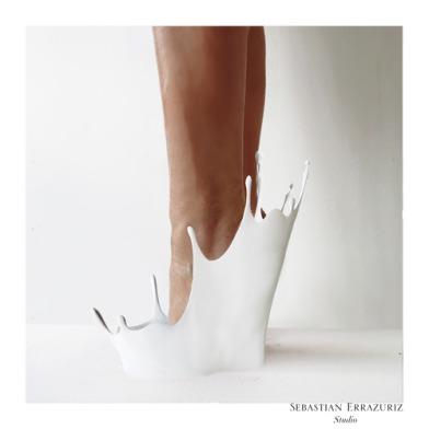 Crybaby Shoe - Sebastian Errazuriz