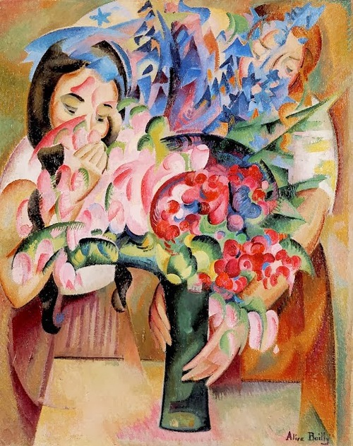 Flowers by Alice Bailey 1915