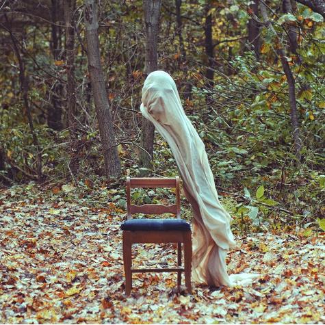 Ghost - Unknown Artist