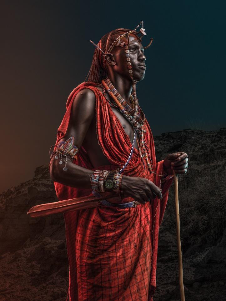Illarripok Loosarrat (Guardians of Isarrat) by Osborne Macharia