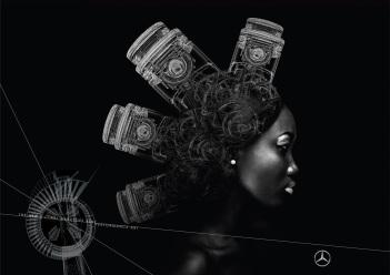 Mercedes Benz Ad Campaign