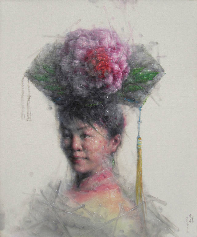 Mutation in the sun Man Nationality  by 陈剑锋 (Chen Jianfeng)