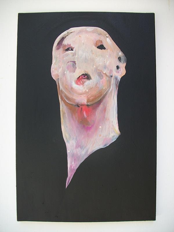 Untitled Portrait Rafail Kokkinos