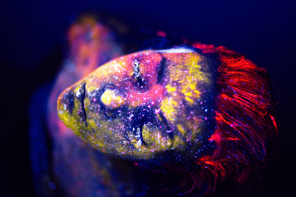 We Are All Made of Stars by Daria Khoroshavina