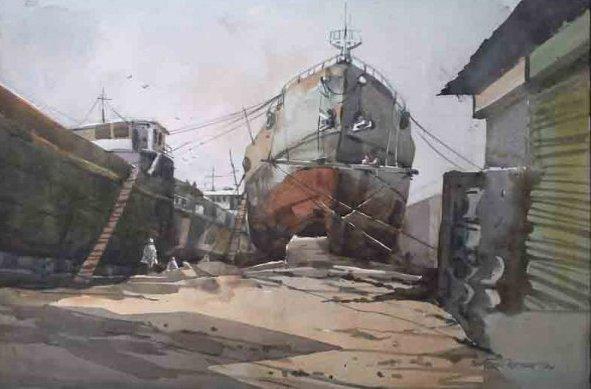 The Dockyard