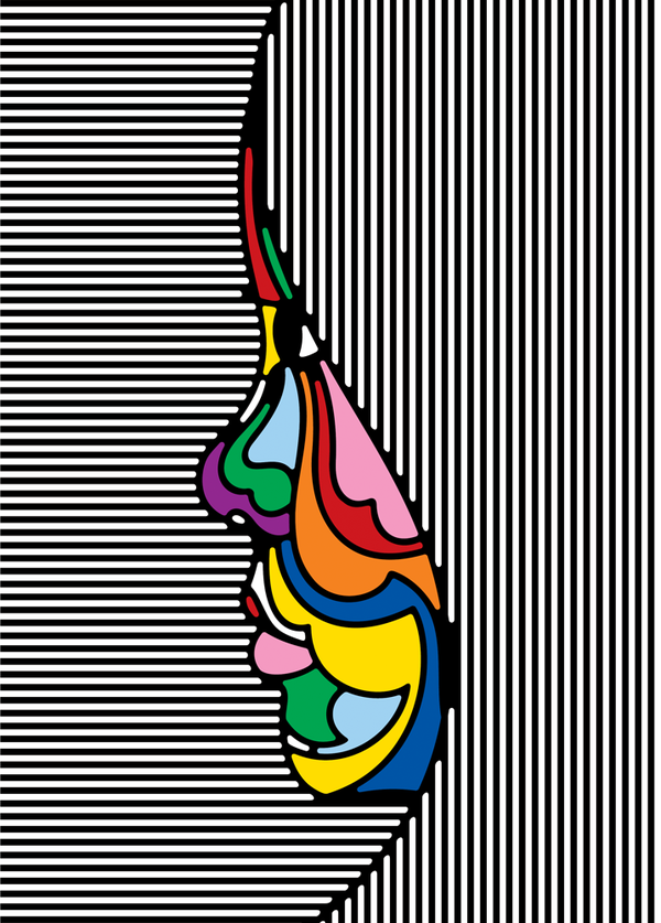 Graphic Design by Craig and Karl (Craig Redman and Karl Maier)